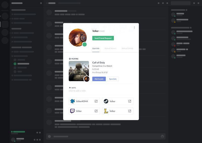 Photo of Теперь Discord позволяет присоединяться к друзьям в игре прямо из приложения