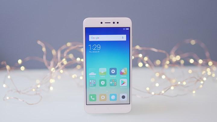 Xiaomi Redmi Note 5A: доступный фаблет с отдельным слотом MicroSD
