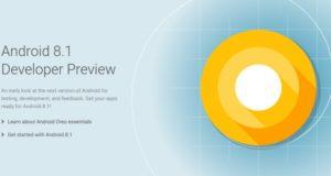 Google запускает предварительное тестирование бета версии Android 8.1