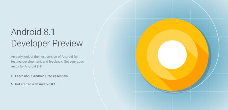 Photo of Google запускает предварительное тестирование бета-версии Android 8.1