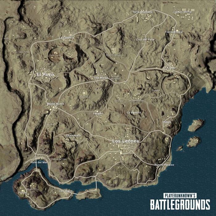Photo of Следующая карта для PUBG обзавелась названием и новыми деталями