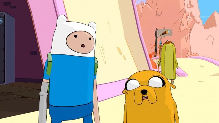 Photo of Финн и Джейк покоряют морские просторы— анонс новой игры по Adventure Time с открытым миром