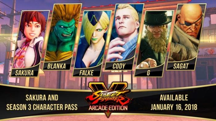 Photo of Street Fighter V продлена на третий сезон— ещё шесть персонажей и новое кинематографичное вступление