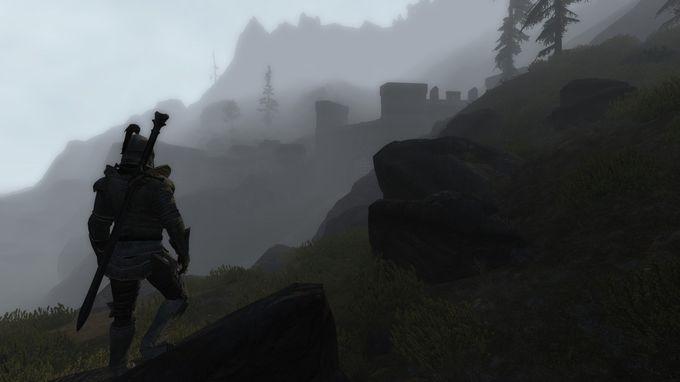 Photo of Новые величественные скриншоты модификации Skyblivion