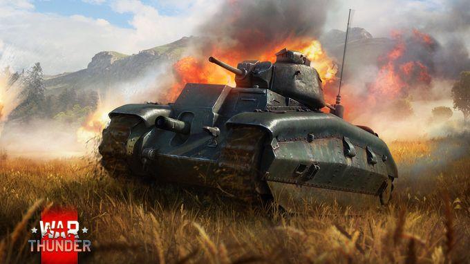 Photo of War Thunder получит обновление с французскими танками