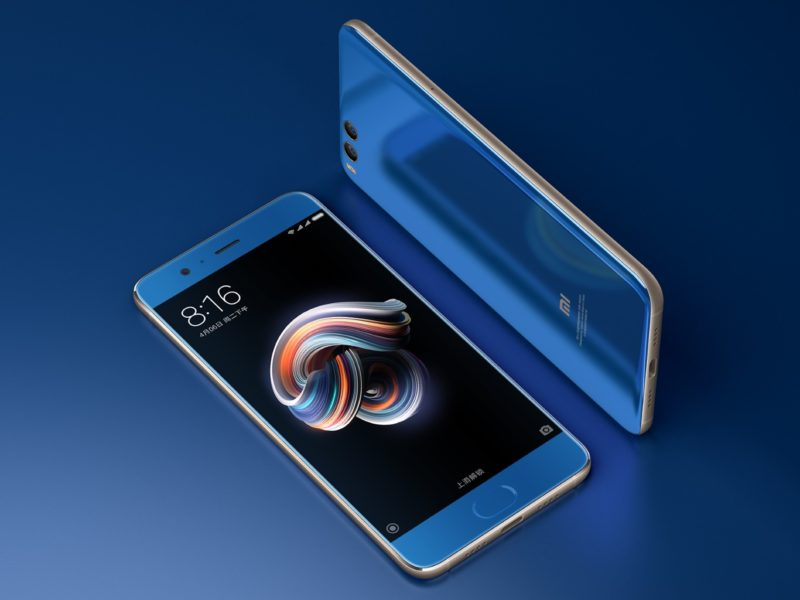 Photo of Xiaomi Mi Note 3: 6 ГБ ОЗУ и двойная камера