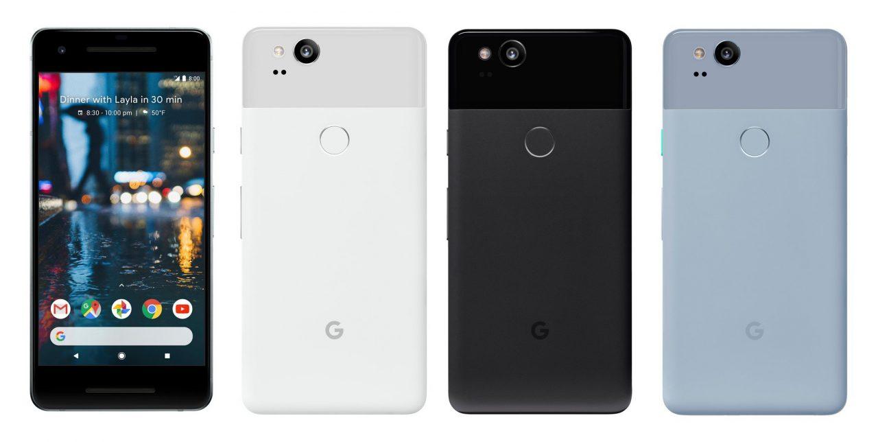 Photo of Google Pixel 2: Android Oreo, большие рамки и нет аудиоразъема