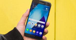 Серия Samsung Galaxy A (2018) получит «безграничный дисплей»