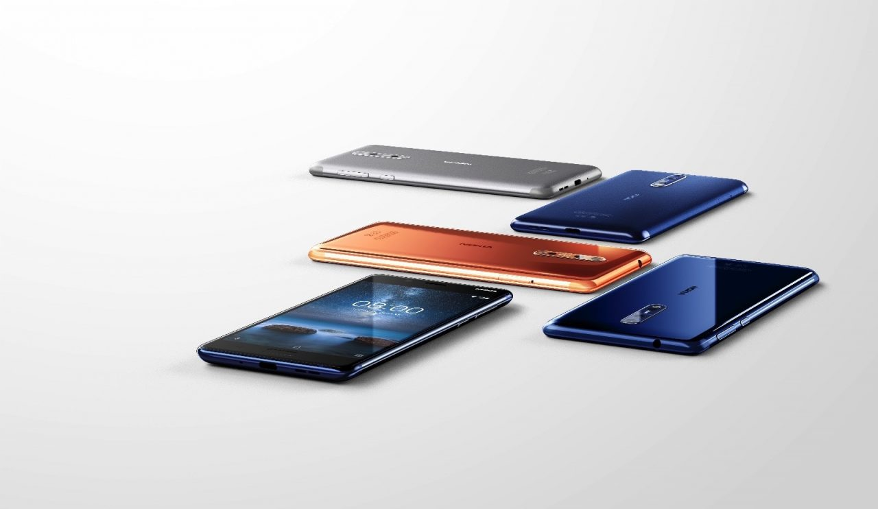 Технические характеристики Nokia 8 после официального анонса