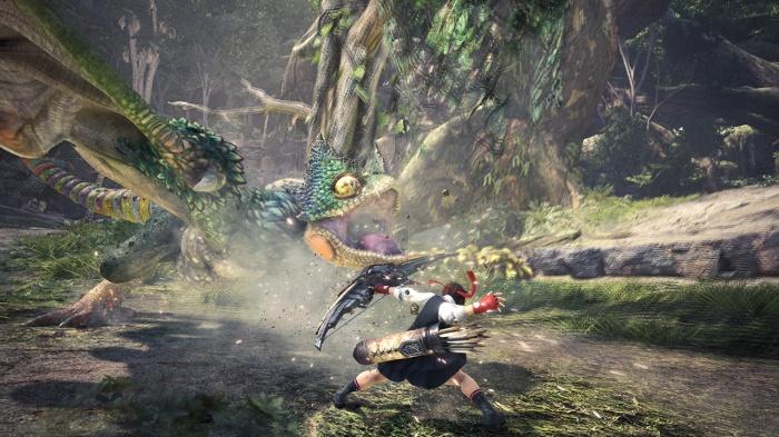 Photo of Тираж Monster Hunter: World превысил пять миллионов за три дня. В игре появится кроссовер со Street Fighter