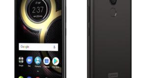 Lenovo официально представила K8 Note с двойной камерой