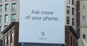 Google сообщает о дате презентации Pixel 2