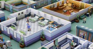 Sega анонсировала PC эксклюзив — менеджер госпиталя