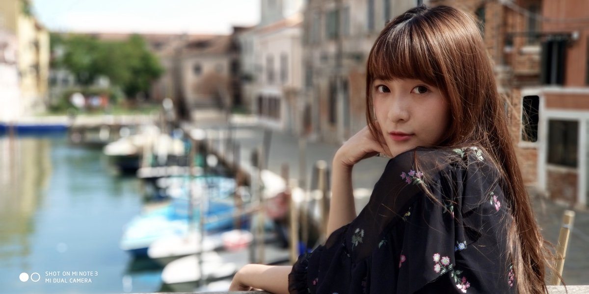 Xiaomi опубликовала примеры фото Mi Note 3 с эффектом боке с основной камеры