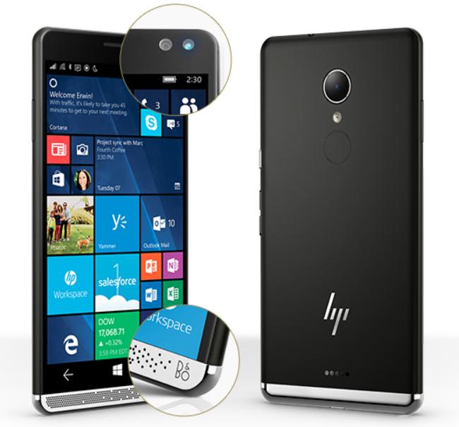 HP Pro X3 с чипсетом Snapdragon 820 обойдется в $650
