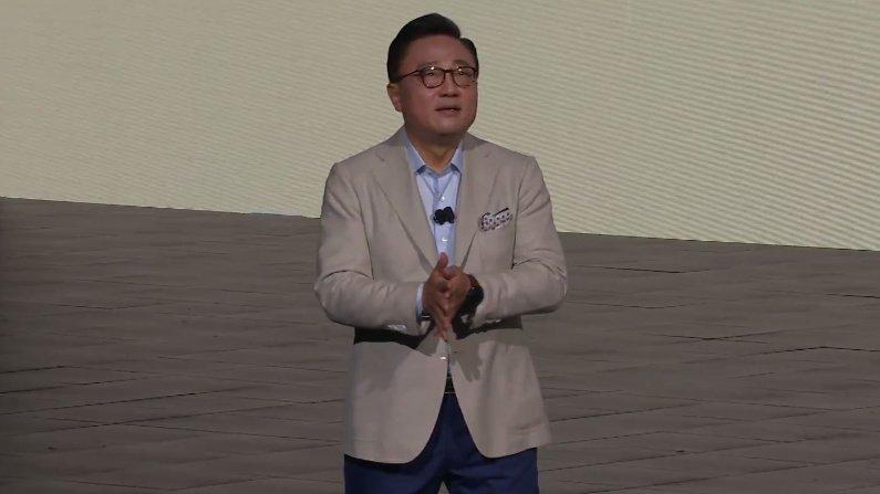 Презентация Samsung Galaxy Note 8 (эфир на русском)