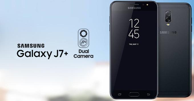 Встречайте Galaxy J7+: второй смартфон Samsung с двойной камерой