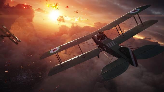 Первый взгляд на дополнение Apocalypse для Battlefield 1