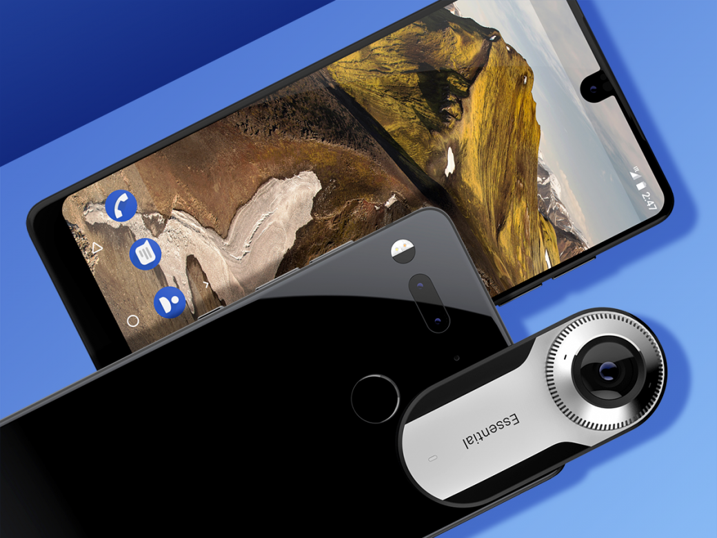 JerryRigEverything надругался над Essential Phone, смартфоном Энди Рубина