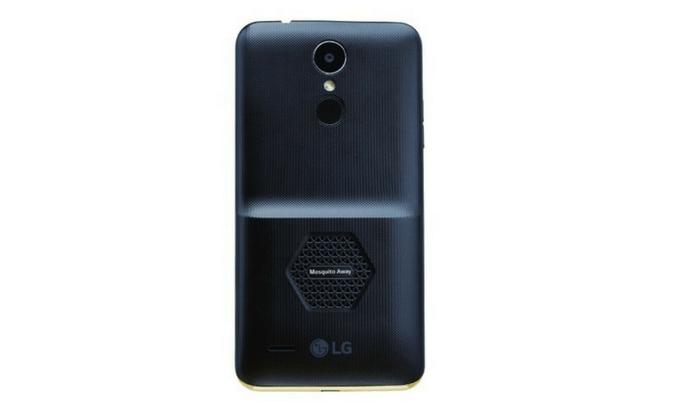 Смартфон LG K7i избавляет от комаров