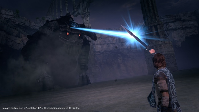 Photo of В переиздании Shadow of the Colossus появится фоторежим