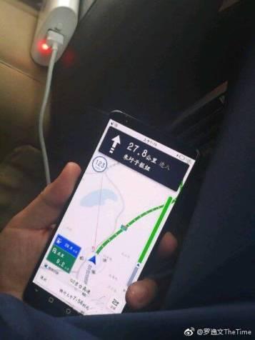 Huawei Mate 10 Pro впервые появился на живых фото