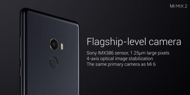 Photo of Xiaomi Mi MIX 2 получил модуль камеры от Sony, как в Mi6