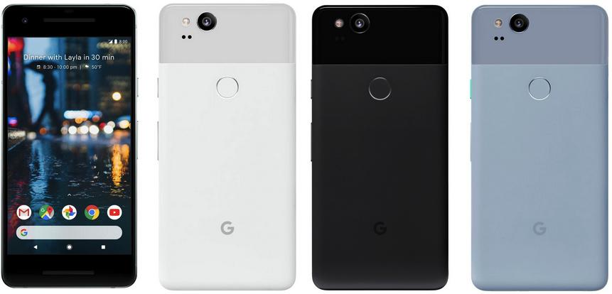 Photo of Изображения Googel Pixel 2 и Pixel 2 XL появились за два дня до презентации