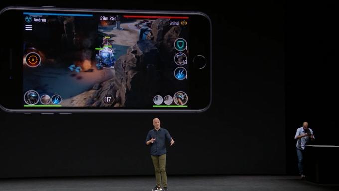 Дополненная реальность (ARKit) от Apple будет доступна начиная с iPhone 6s