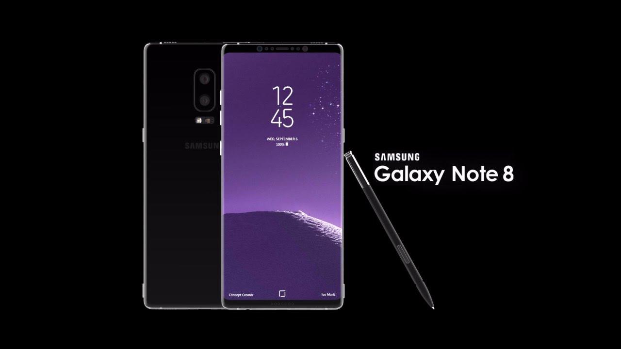 Photo of Samsung продала более 270 тысяч Galaxy Note 8 за последние выходные