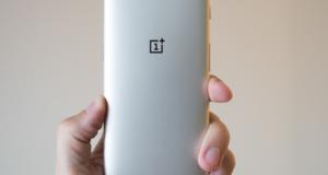 OnePlus 5 стал доступен в золотом цвете