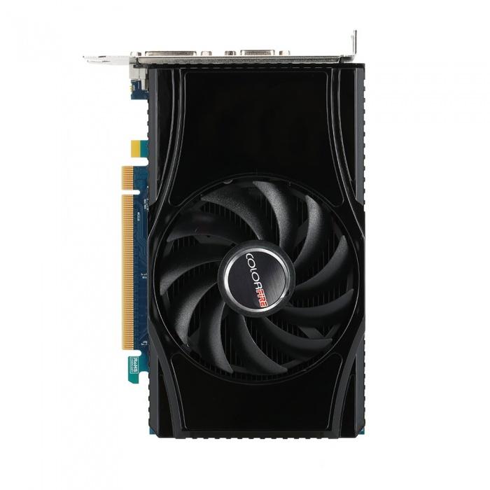 Бюджетная видеокарта Radeon R7 350 на 4 Гб менее чем за 5000 рублей