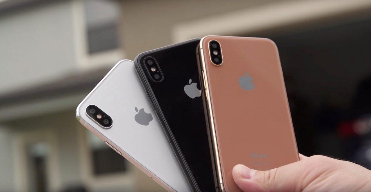 Цена iPhone X может достигнуть $1200 за версию с 512 ГБ