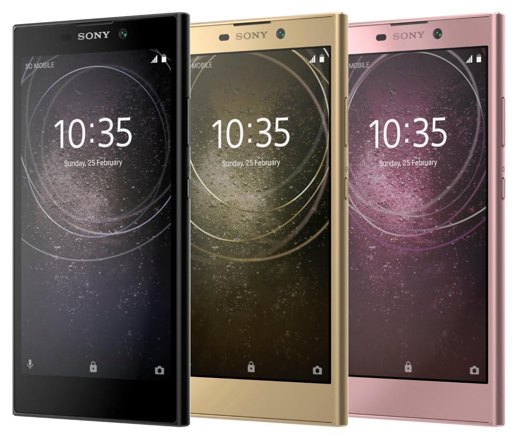 Photo of Новые смартфоны Sony: бюджетник L2 и камерафоны XA2 и XA2 Ultra
