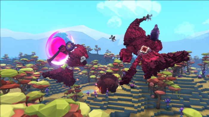 Анонс PixARK— игры, которая как ARK: Survival Evolved, только в стиле Minecraft