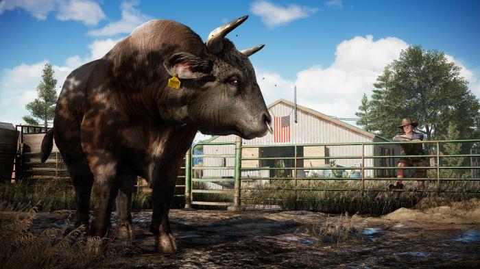 Photo of Ubisoft опубликовала системные требования Far Cry 5