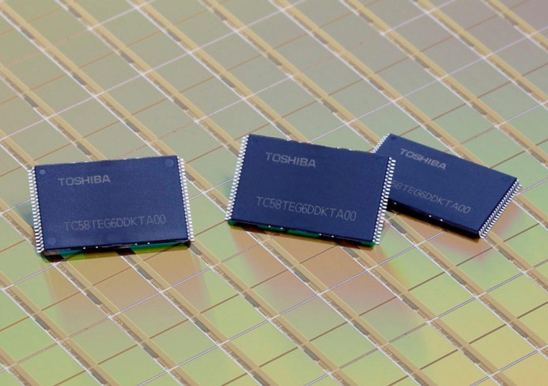 Apple хочет купить подразделение Toshiba по производству флэш-памяти