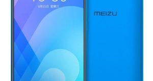Представлен Meizu M6 Note: недорогой смартфон линейки M Note 2017 года