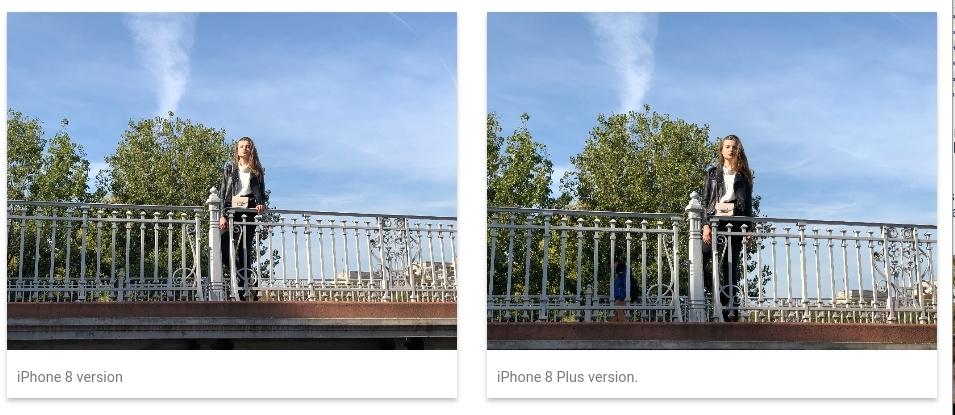 DxOMark оценил iPhone 8 Plus