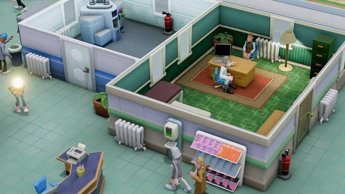 Sega анонсировала PC-эксклюзив — менеджер госпиталя