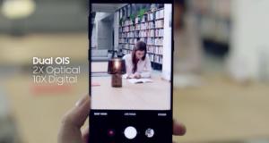 Note 8 первый смартфон с оптической стабилизацией на обеих камерах