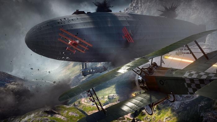 В платные «Операции» Battlefield 1 теперь можно играть бесплатно, но с ограничениями