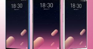 Meizu M6s: первый смартфон компании с экраном 18:9