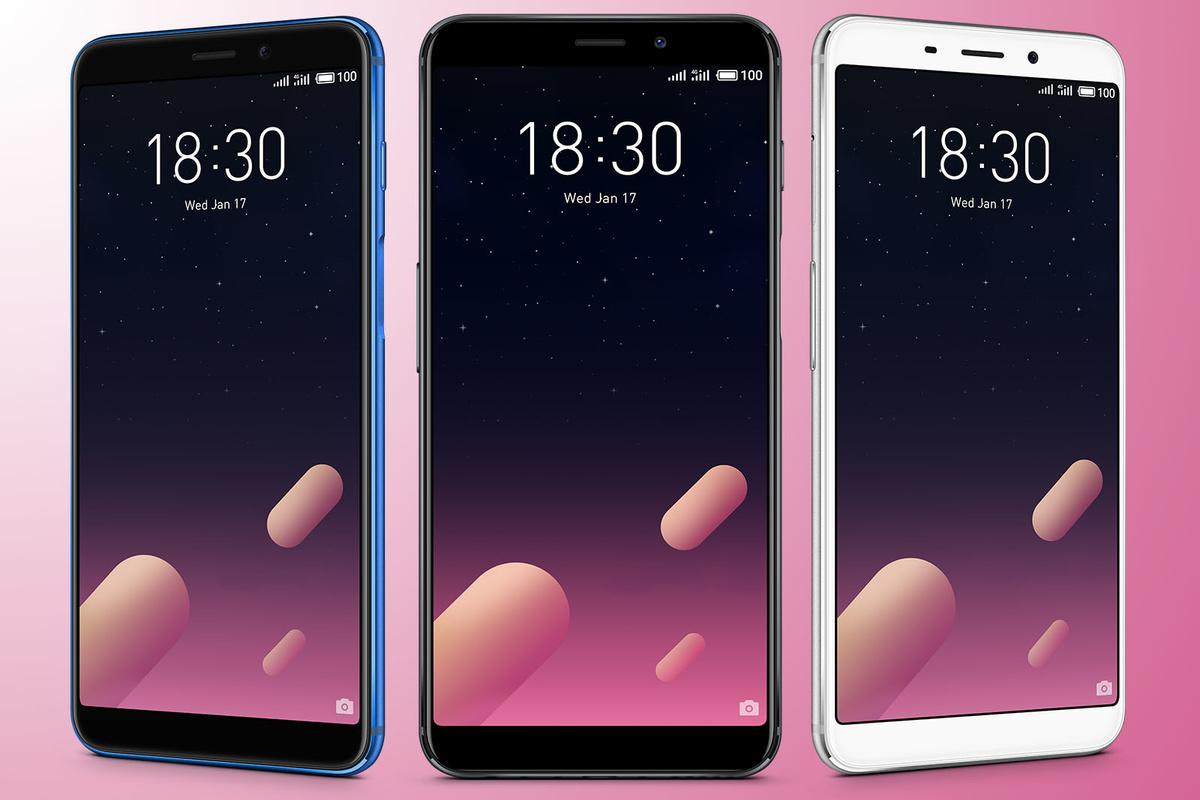 Photo of Meizu M6s: первый смартфон компании с экраном 18:9