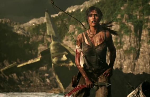 Photo of Лара Крофт смотрится так, как вы этого ожидаете на арте Shadow of the Tomb Raider