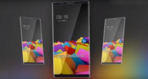 Рендеры Xiaomi Mi Note 3 проявили в новеньком Video