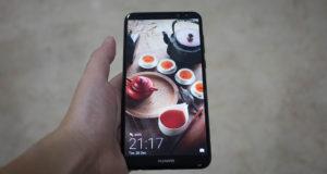 Huawei привносит AR и определение лица в обновлении для Nova 2i