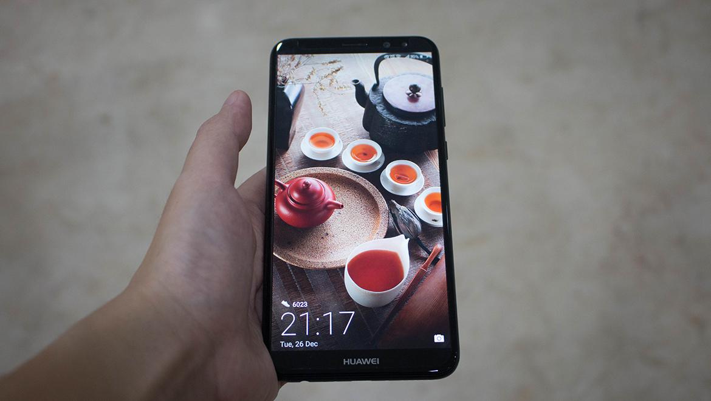 Photo of Huawei привносит AR и определение лица в обновлении для Nova 2i