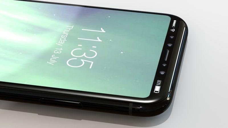 «Финальные изображения» iPhone X показывают 4 мм рамки