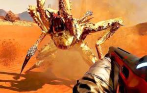 Far Cry 5 Марс